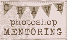 Crave Photoshop Mentoring