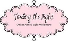 Finding The Light Workshop