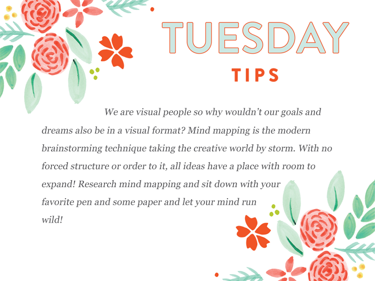 bloom's tuesday tips