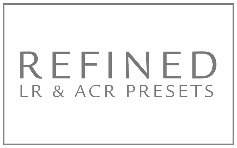 refined LR & ACR presets